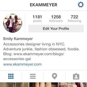 E.Kammeyer Accessories Accessories - @Ekammeyer on Instagram