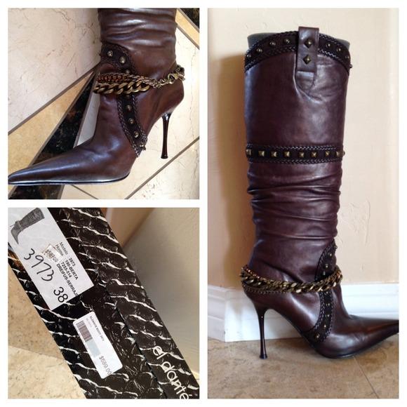 El Dante S Shoes El Dante Boots Poshmark