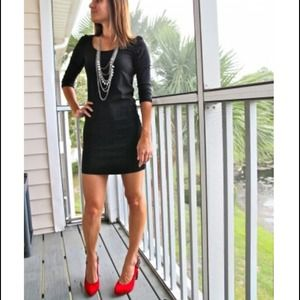 Forever 21 Dresses & Skirts - Black stretch LBD