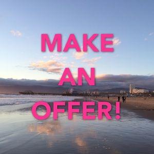 Make an offer & get a deal!
