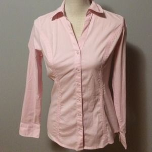 Express - The Essential Shirt - Size Small