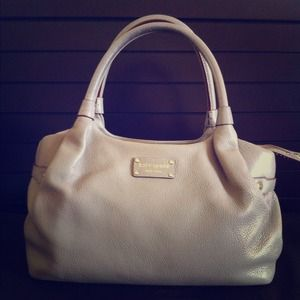 Authentic Kate Spade Berkshire Rd Stevie Tote Ash