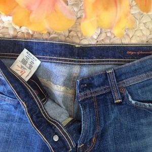 "Citizens of Humanity Premium Denim 33""inseam"