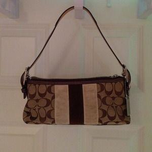 Reduced! Authentic coach handbag