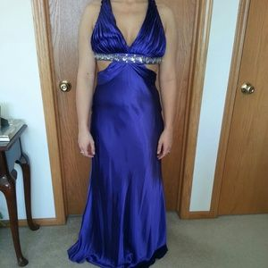 Excite prom/ pageant dress