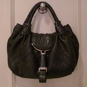 b098f5aadd48 FENDI Bags | Spy Bag Black | Poshmark