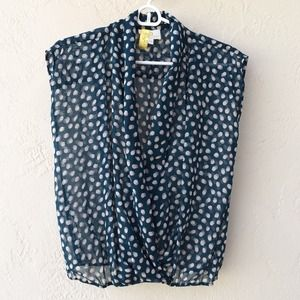 Tops - Cute Patterned Collective Concepts Top
