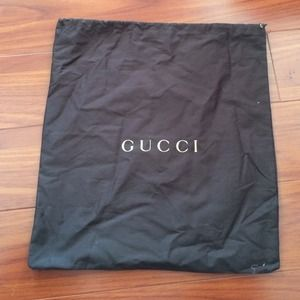 New Gucci Dust Bag