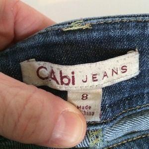 CAbi Jeans Women's Size 8