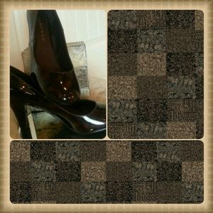 ♥ HOST PICK♥  Classy brown patent leather pumps