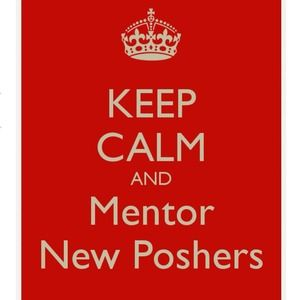 POSH Q-TIP of the Day!  MENTOR!