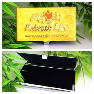 Accessories - New Business Card Holder