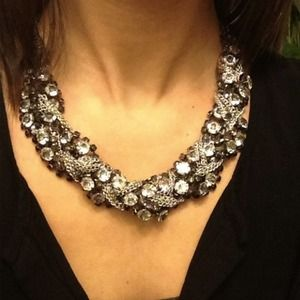 Jewelry - Twisted Crystal Necklace