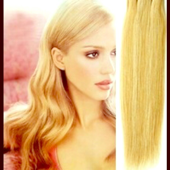 Accessories Reducedblonde Hair Extensions Without Clips Poshmark