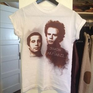 Urban Outfitters Tops - Simon and Garfunkel Tee from Urban Outfitters
