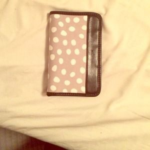 Thirty one lotsa dots wallet