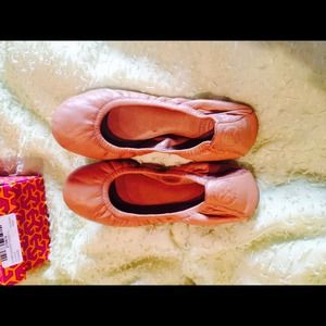 Reserved!!! Tory Burch Flats