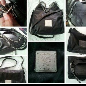 Crossbody Messenger Faux Leather Shoulder Bag