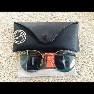 NWT Authentic Polarized Ray Ban Sunglasses
