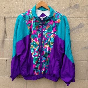 Retro Windbreaker Jackets | Outdoor Jacket