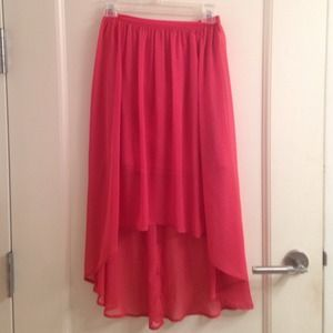 LC by Lauren Conrad  Dresses & Skirts - High low skirt