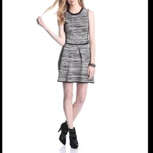 W118 by Walter Baker dress - black and white