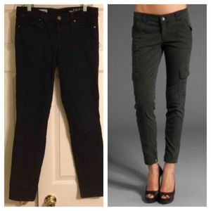 RESERVED BUNDLE: Gap Jeans and Anthro Cargos