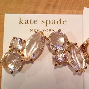 Kate Spade New York studded earrings