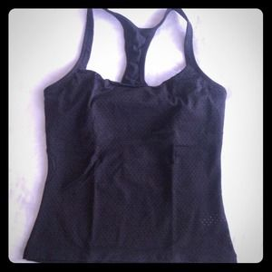 Racer back active top