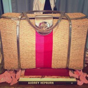 Kate Spade large picnic/beach bag
