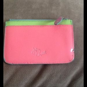 Jeffery Campbell wallet ,not for sale to thepulic