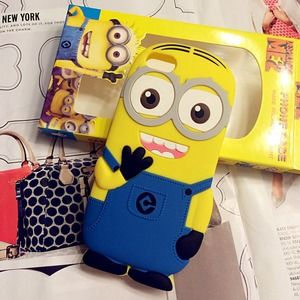 Me too Despicable me iPhone 5/5S case Brand new