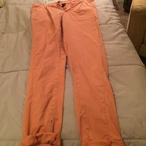 Topshop cotton pants