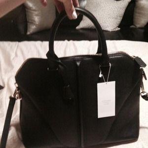 Zara City Bag With Shoulder Strap 3