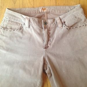 Antik denim tan cords.