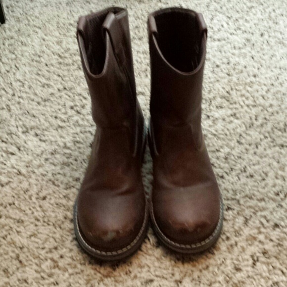 shoes boys duck head boots size 3 poshmark