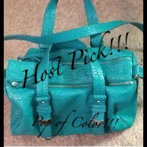 2X Host Pick!! Zara Double Zip Top Shoulder Strap