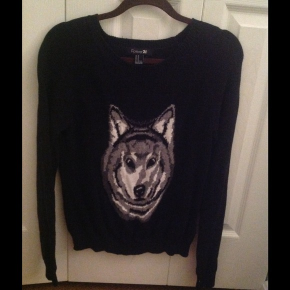 H&m Sweaters Wolf Sweater