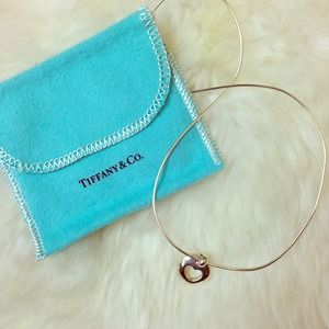 Tiffany & Co. Jewelry - HOST & PM PICK! Authentic Tiffany's Heart Necklace