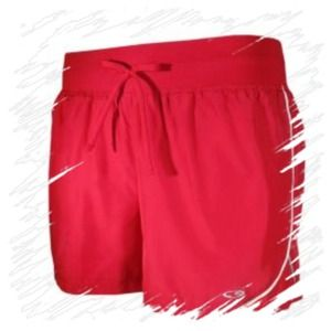 New Champion shorts in pink. XL