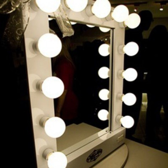 Other The Very Famous Vanity Girl Hollywood Mirror