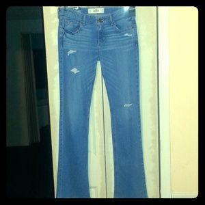 Hollister flare jeans NWT