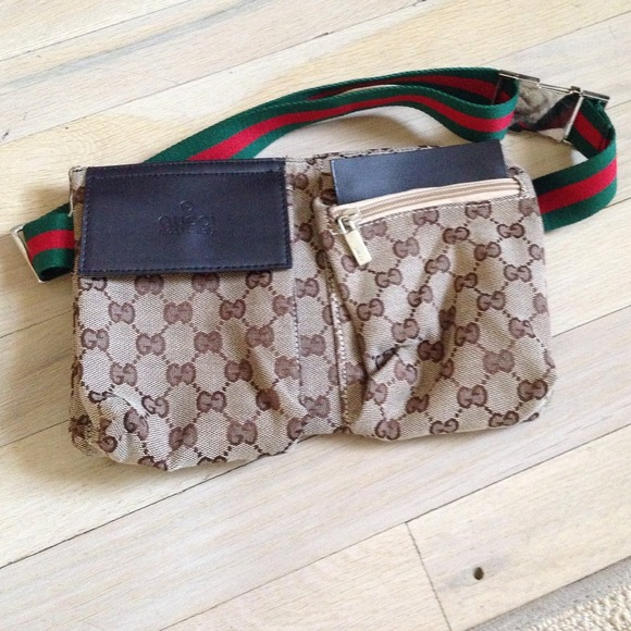cd6285f9f77302 Gucci Clutches & Wallets - Fanny pack Gucci inspired look alike