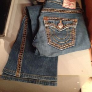 Gently used jeans, authentic
