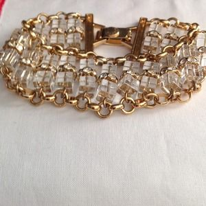 J. Crew Jewelry - JCrew jeweled bracelet