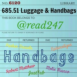 Bags and Handbags!