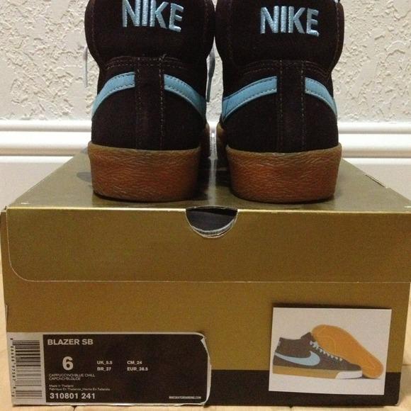 best sneakers 1fba5 b86c4 ... blazers in Cappuccino   Blue Chill. Nike. M 52f6a938781950223703a265.  M 52f6a940b539e42df903e0b3. M 52f6a9473a3efc1a1e03e067.  M 52f6a964e6ce28047c03c622