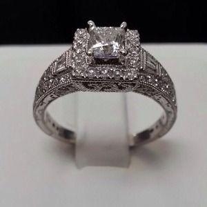 neil lane 1ct diamond ring brand new - Neil Lane Wedding Rings