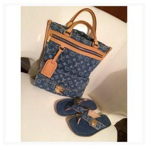 Sac Louis Vuitton Jean