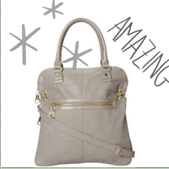 24bc5bfe78 Steve Madden Bags | Reduced Convertible Tote In Taupe | Poshmark